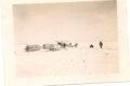 33 Elementary Flying Training School, Caron. Saskatchewan-snowbound