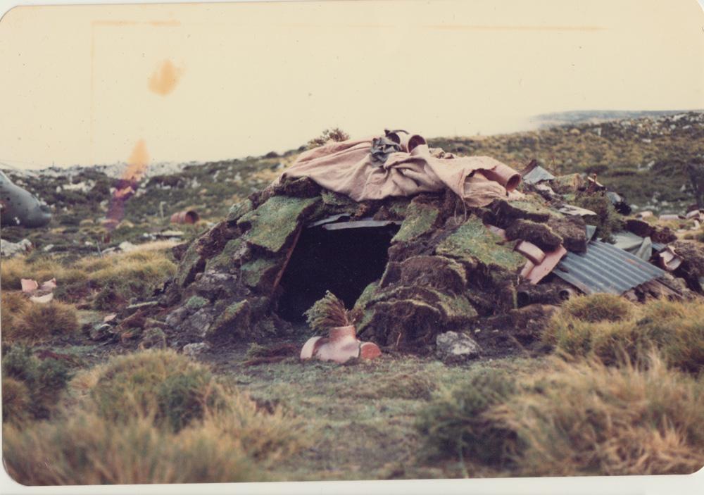 Falklands shelter