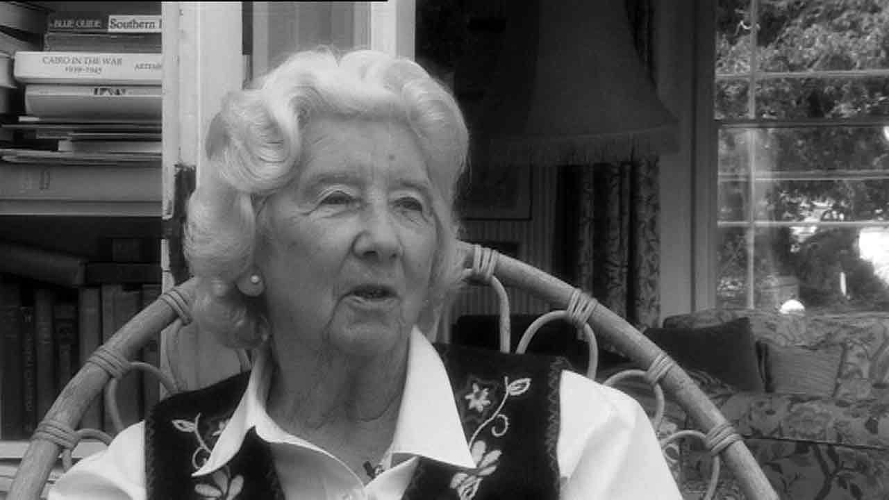 Margaret Pawley
