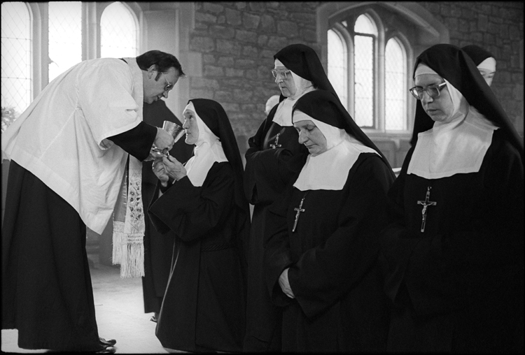 Ty Mawr Convent Holy Communion,1978-79 © Kevin O'Farrell