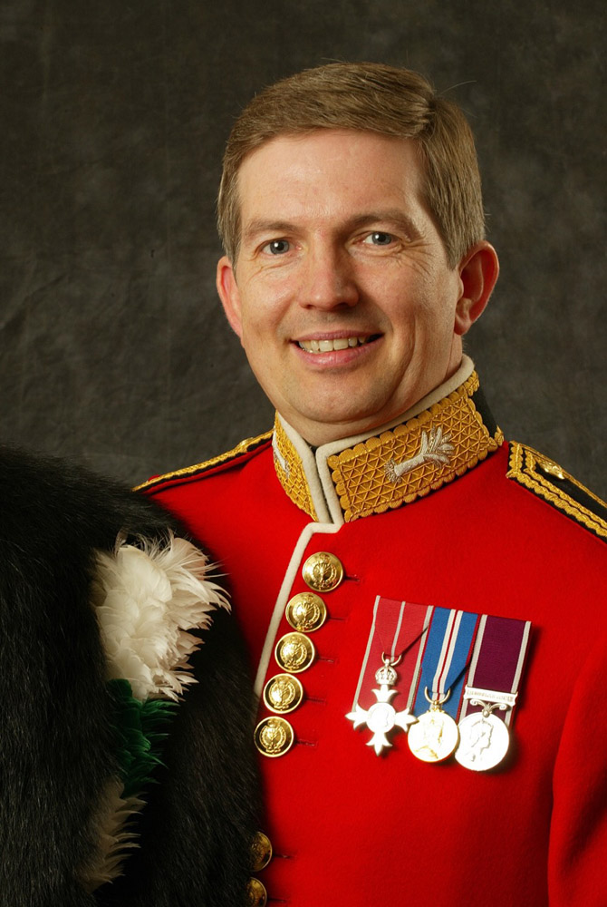 Director of Music Welsh Guards 1998