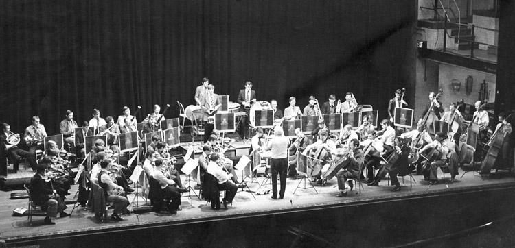 Royal Artillery Orchestra 1977