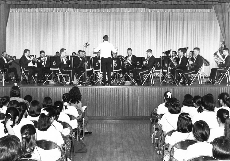 Schools Concert Hong Kong 1991