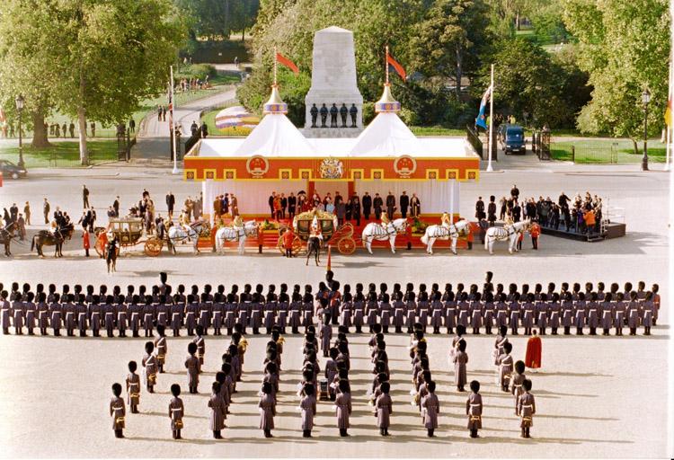 WG Chinese State Visit 1999