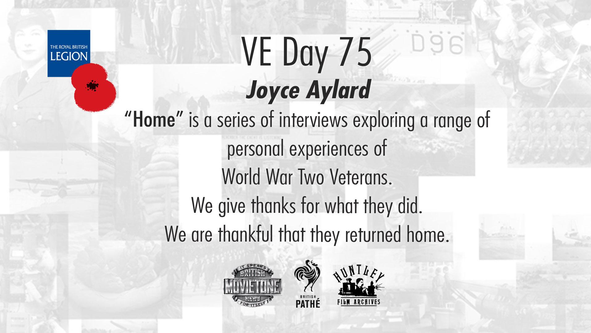 Joyce Aylard