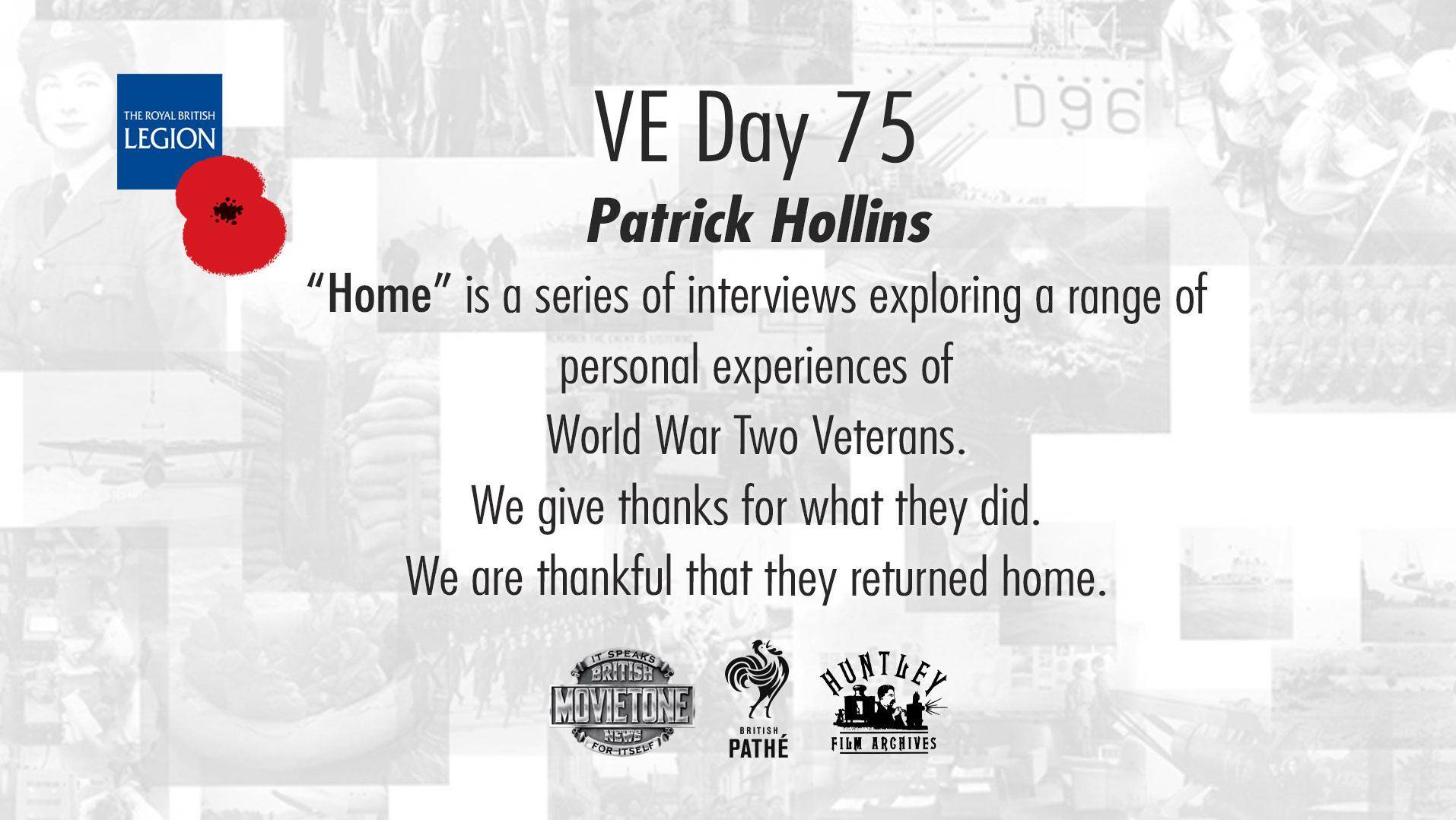 Patrick Hollins